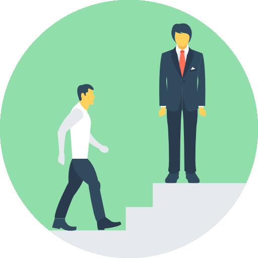 L'évolution est au cœur du projet collaborateurs de Prolival. Suivez le plan carrière que vous souhaitez !