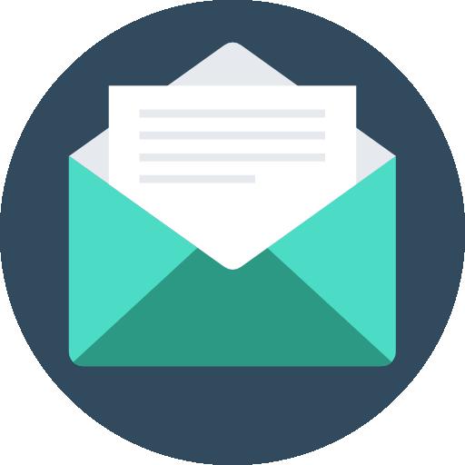 par courrier