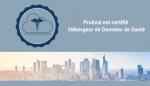 Prolival obtient la certification Hébergeur Données de Santé (HDS).