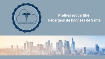 Prolival Certification HDS SANTE