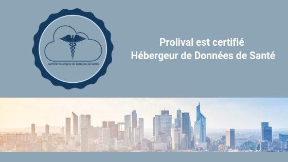 Prolival Certification HDS SANTE